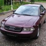Покупаем документы: Audi A4 (1997-2000)