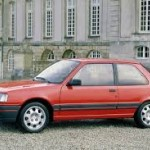 Документы Peugeot 309 Хетчбек 1986 (Белый)
