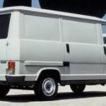 Документы Peugeot J5 Микроавтобус 1992 (Синий)