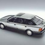 Документы Ford Scorpio 1986 (Зеленый)