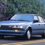 Документы Mazda 626 1985 (Серый)