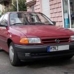 Покупаем документы: Opel Astra F