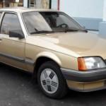 Документы Opel Rekord  1986 (Серый)