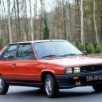 Документы Renault 11 1987 (Белый)