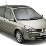 Документы Renault Scenic 2005 (Зеленый)