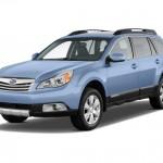 Документы Subaru Outback 2011 (Черный)