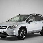 Документы Subaru XV 2012 (Серый)