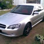 Документы Subaru Legacy 2004 (Черный)