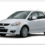 Документы Suzuki SX4 2010 (Синий)