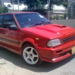 Документы Toyota Starlet 1988 (Белый)