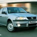 Документы Volkswagen Pointer 2006 (Беж)