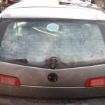 Заднее стекло Alfa Romeo 145