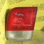 Фонарь Honda Civic 6 седан (Правый внутренний)