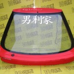 Заднее стекло Mazda 323 F
