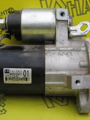 Стартер двигателя  Митсубиси Аутлeндер - Грандис - Лансер