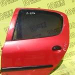 Дверь Peugeot 206 (задняя левая)