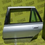 Дверь Peugeot 406 (задняя левая)