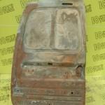 Дверь Renault Kangoo (задняя левая распашонка)