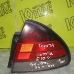 Фонарь Toyota Corolla E 10-100 (Правый)