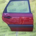 Дверь Volkswagen Passat B3 (задняя правая)